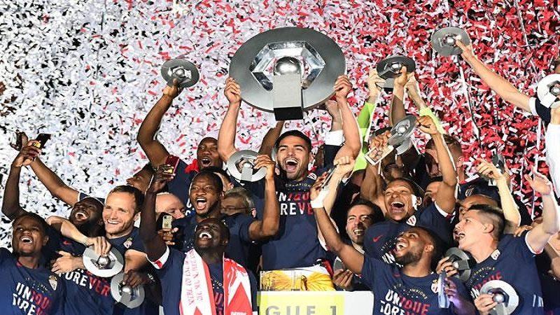 Falcao, campeón con el Mónaco, de la Liga de Francia ok