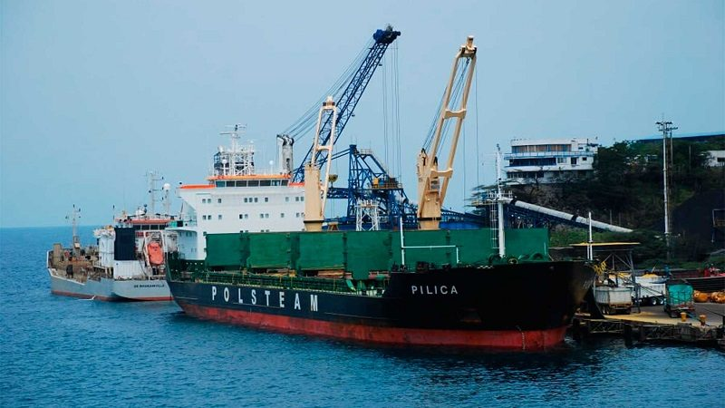 Gobierno prepara documento Conpes de expansión portuaria