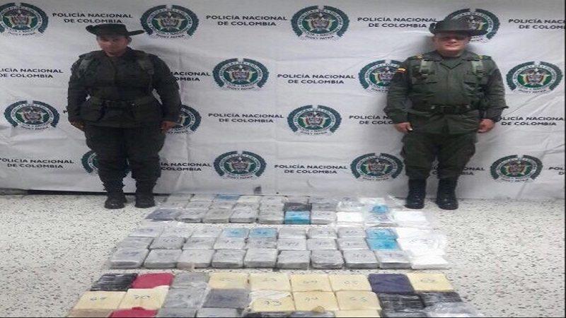 Incautan 87 kilos de cocaína en puerto de Palermo. La droga iba para Brasil