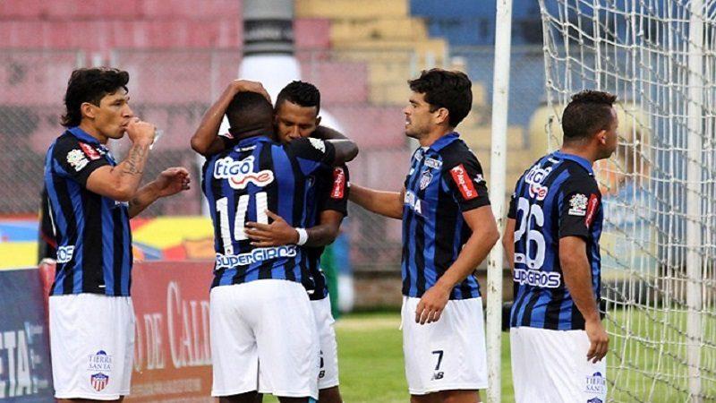 Junior ganó 2-1 al Pasto en el estadio Libertad