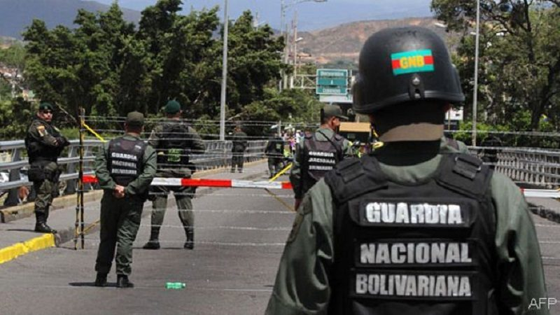 Maduro ordenó militarizar, otra vez, la frontera con Colombia