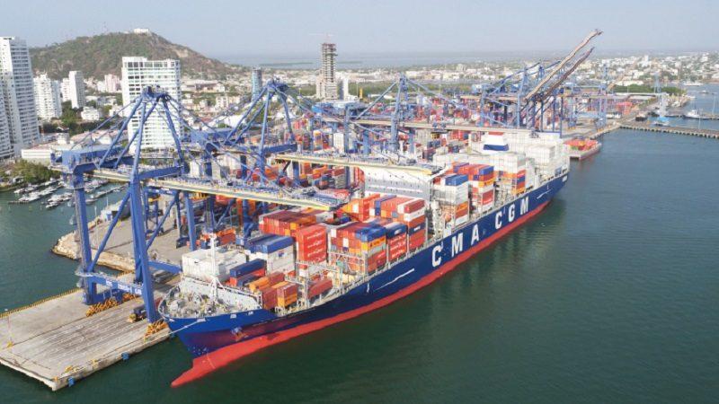 Muelle de la Sociedad Portuaria de Cartagena recibe Premio Nacional de Ingeniería