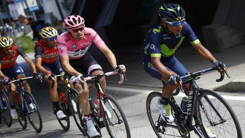 Nairo no pudo y Dumoulin se quedó con la etapa 18 del Giro