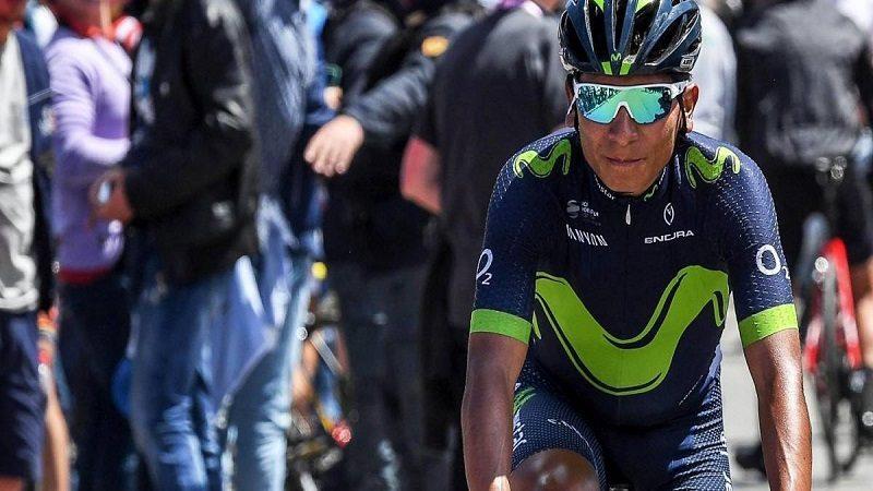 Nairo terminó segundo en la etapa 15 del Giro ok