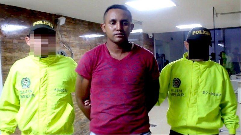 Presunto asesino de Auxiliar de Policía llegó de Antioquia hace varios meses