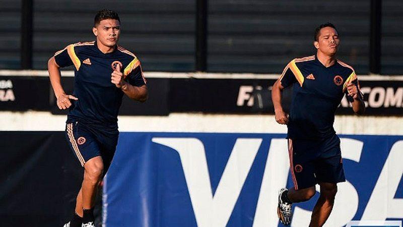 'Teo' y Bacca, convocados para amistosos de la Selección Colombia