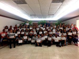 Trabajadores de Clínica Jaller, capacitados en 'Excelencia en la atención al usuario' 3
