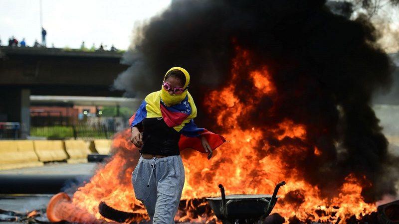 Ya van 37 muertos por protestas contra Maduro en Venezuela