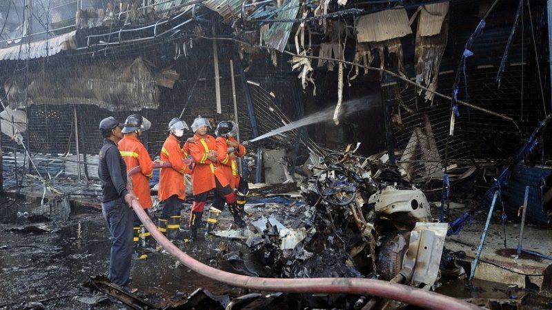 coche bomba tailandia