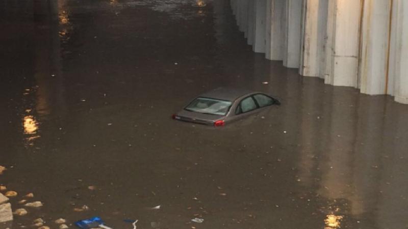 inundacion bogota