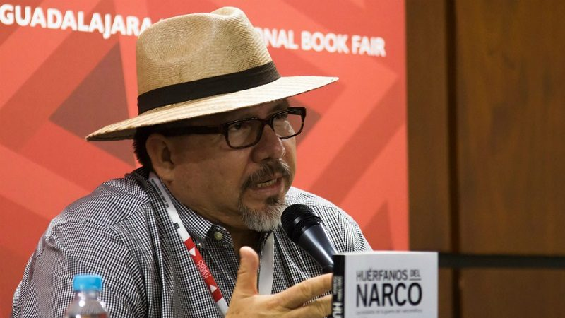 periodista mexicano Javier Valdez