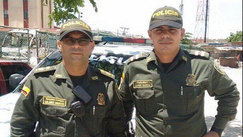 policias heroes