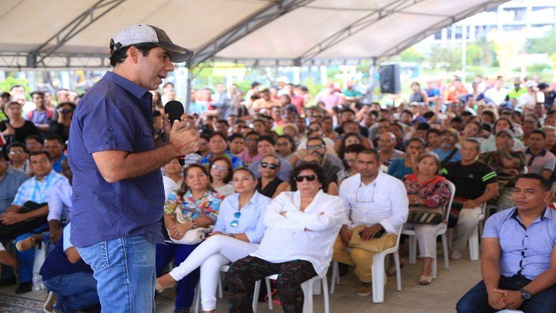 Alcalde Char destina $2.400 millones para estímulo artístico en Barranquilla
