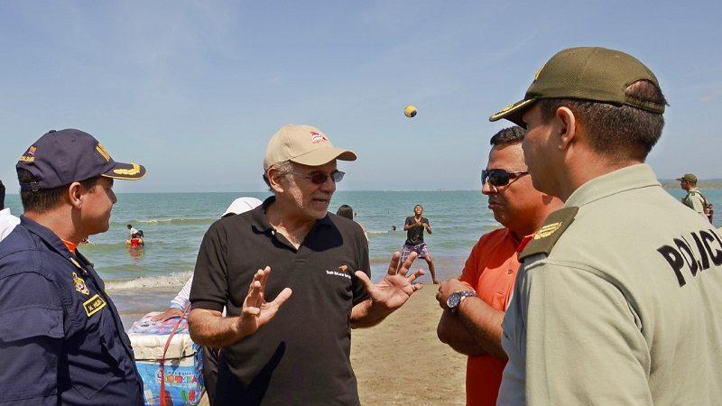 Anuncian $375 millones para mejoramiento de 7 playas del Atlántico