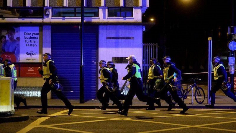 Ataques terroristas en Londres dejan al menos 9 muertos