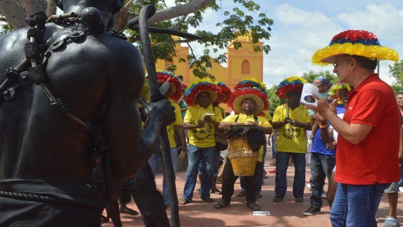 Atlántico, Bolívar, Magdalena y Cesar, integrados en el Festival Son de Negro