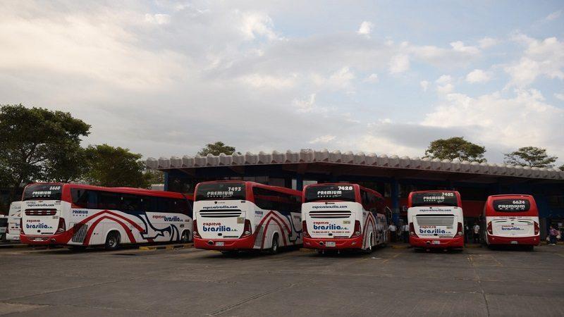 Brasilia y Unitransco esperan movilizar medio millón de viajeros a nivel nacional