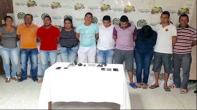 Cae banda delincuencial 'Los Quimera', investigada por 21 asesinatos en Atlántico 1