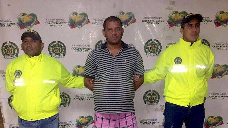 Capturado por el asesinato de un hombre en Juan Mina