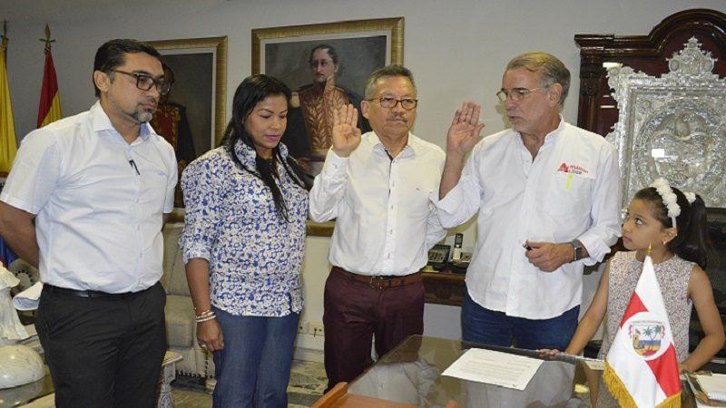 Carlos Prasca, nuevo rector de la Universidad del Atlántico