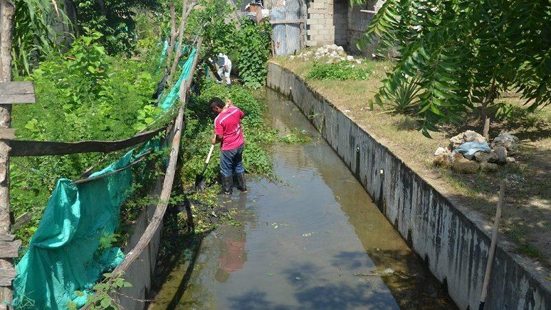 Comenzó limpieza del arroyo 'El Sapo' de Malambo para evitar desbordamientos