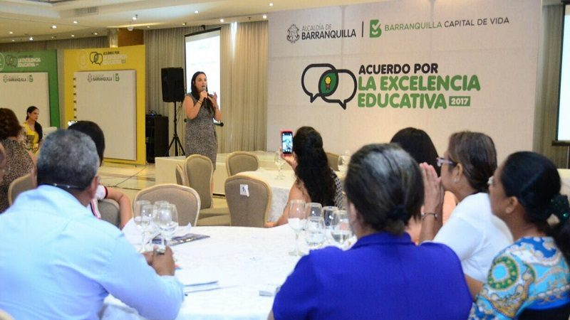 Distrito y colegios privados plantean estrategias para seguir mejorando en calidad educativa