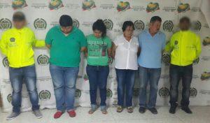 Encuentran enorme cargamento de marihuana en una casa del barrio Villa del Rosario 1