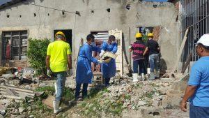 Encuentran una casa en el barrio Carrizal con 35 toneladas de basura 4