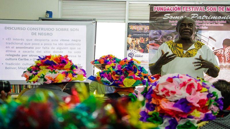 Este fin de semana, Son de Negro, la danza de la cotidianidad, inició su festival en Santa Lucía