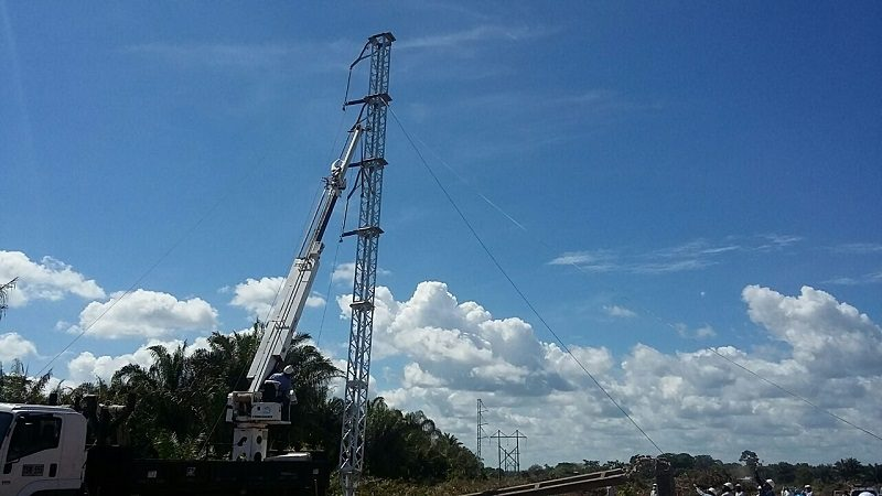 Este jueves a mediodía espera superarse emergencia eléctrica en el sur del Cesar