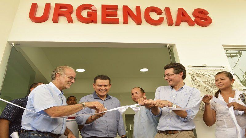 Gobernación inicia fase de construcción de hospitales municipales en Atlántico