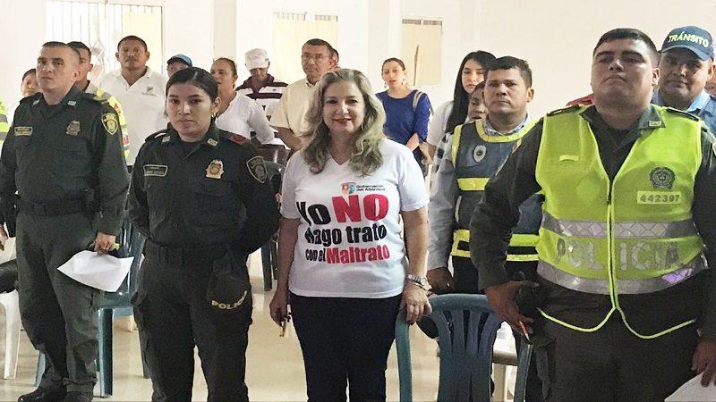 Gobernación y ONU Mujer lanzan campaña