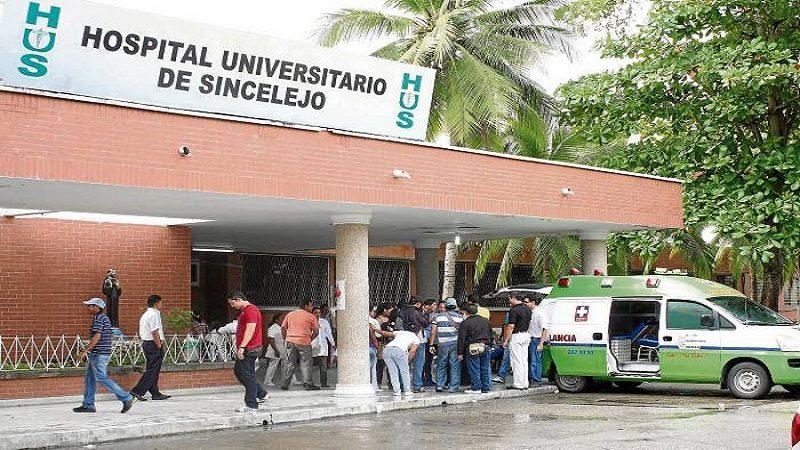 Hospital Universitario de Sincelejo seguirá bajo vigilancia de la Supersalud
