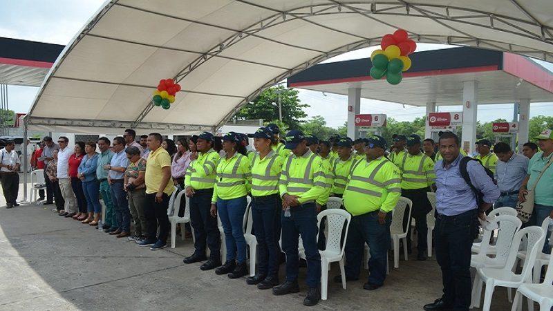 Inauguran nueva sede de la Secretaría de Tránsito y Transporte en Malambo