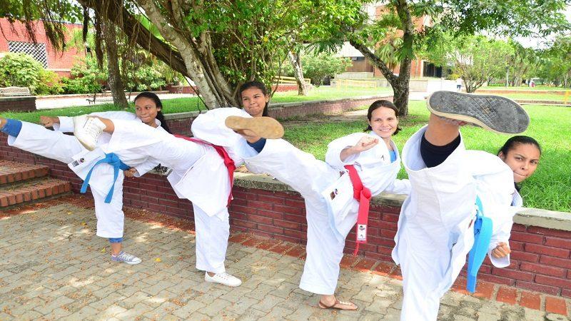 Karatecas soledeñas representarán a Colombia en Suramericano de Bolivia