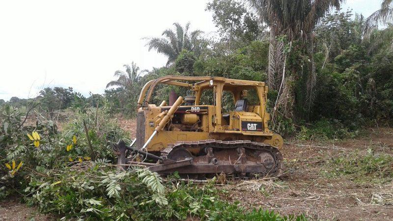 Máquina Bulldozer causa emergencia y deja sin luz a poblaciones del Cesar, Magdalena y Bolívar