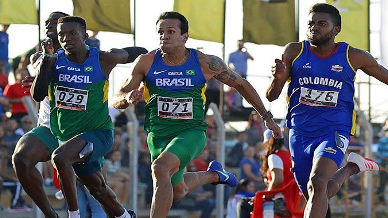 Nueve medallas de oro ganó Colombia en el Sudamericano de Atletismo