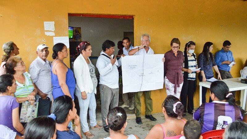 Todo listo para programa de conexiones intradomiciliarias en Soledad
