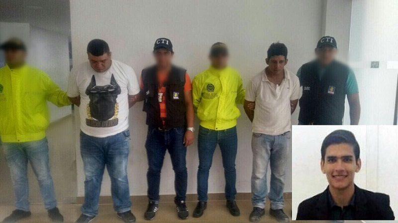 Capturan a los presuntos homicidas del abogado asesinado en el barrio Los Nogales