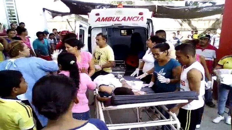 Clínica Jaller reporta que atiende a nueve heridos del accidente del bus en Tubará