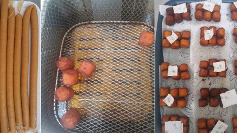 En Córdoba fabrican salchichas de batata y nuggets de ñame