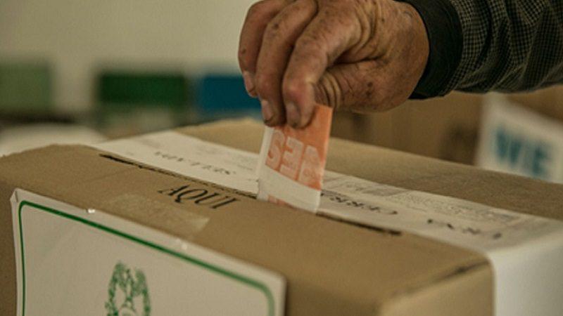 Este domingo 9 de julio, votaciones de revocatoria en Palmito, Sucre
