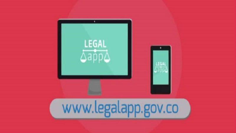 LegalApp, una de las herramientas de acceso a la justicia más usadas por los colombianos dentro y fuera del país