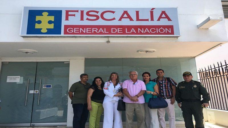 Llegan ocho nuevos fiscales a Soledad para fortalecer la justicia