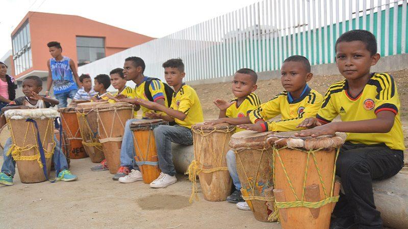 Más de 25.000 barranquilleros reciben formación artística en 135 Casas Distritales de Cultura