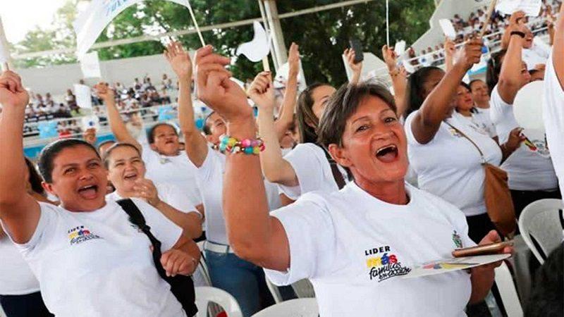 Santos aprueba adición presupuestal de $8,56 billones para inversión social