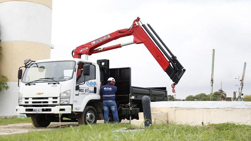 Triple A adquiere nuevo equipo para el mantenimiento de las estaciones de bombeo