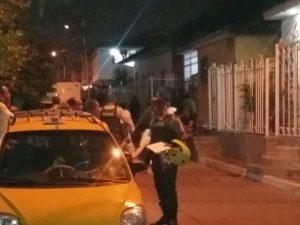 Un muerto y un herido deja atentado a bala en el barrio San Felipe 1