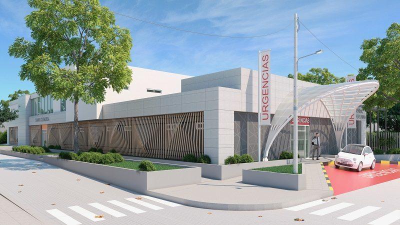 Así será el Hospital de primer nivel que tendrá la Ciudadela 20 de Julio