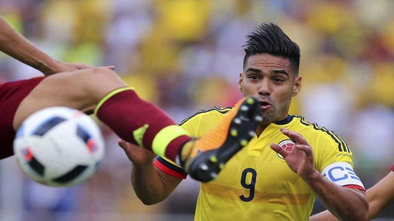 Colombia no pudo con Venezuela, empató 0-0 en San Cristóbal